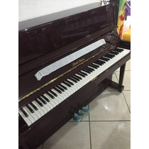 Piano Pearl River Up115 Color Caoba