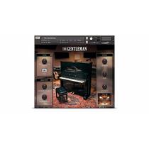 Samples Kontakt: Native Instruments The Gentleman Piano