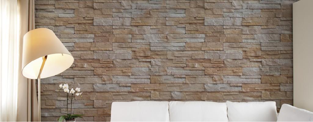 Piedra apilable monta a muros fachadas y recubrimientos - Tipos de piedras para fachadas ...