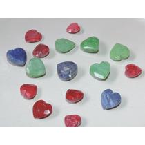 Piedra - Lote Esmeraldas Rubies Y Zafiros Naturales 186 Cts