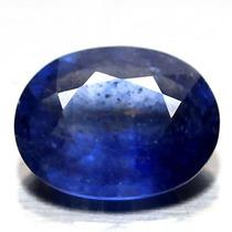 Zafiro Royal Blue De Madagascar 1.44 Quilates