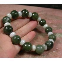 Brazalete Elastico Jade Verde Oliva