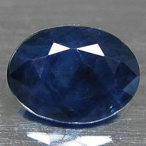Zafiro Royal Blue De Madagascar 1.39 Quilates