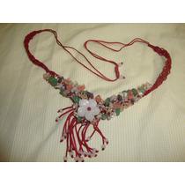 Collar De Jade Y Crystales