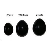 Paquete Sanación Femenina Huevos Obsidiana Osiris Y Terapia