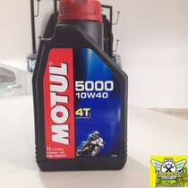 Aceite Para Moto 5000 10w 40