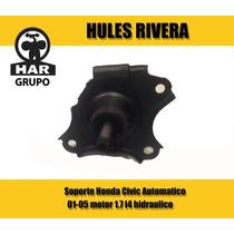 Soporte Honda Civic Automatico Mod 01-05 Hidráulico