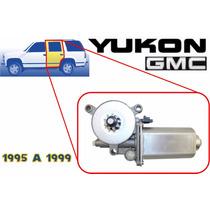 95-99 Gmc Yukon Motor Electrico Elevador Trasero Izquierdo