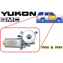 95-99 Gmc Yukon Motor Electrico Elevador Delantero Derecho