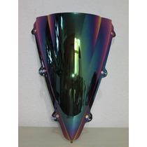 Parabrisas Yamaha R1 2004-2006 Iridium Doble Burbuja Nueva !