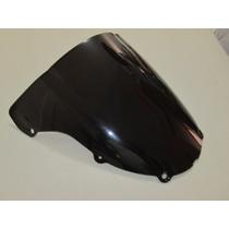 Parabrisas Para Honda Cbr 600 F4 De Doble Burbuja Nueva !