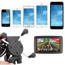 Base Para Celular Tipo Ram Con Cargador Gps Tablet Iphone