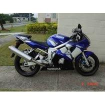 Sub Cuadro Para Yamaha R6 Mod. 2002