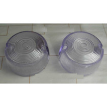 Mica Direcciónal Clear P/ Harley Fatboy Dyna Sportster 86-01