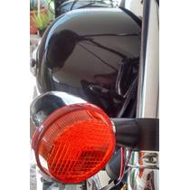 Direccionales Delanteras Para Honda Vtx-shadow-vstar 41 Mm.