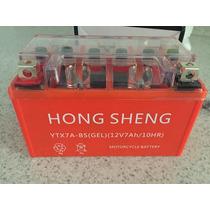 Bateria De Gel Ytx7a-bs Hongsheng