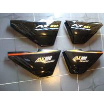 Tapas Laterales Moto Suzuki Ax 100 Honda Yamaha Kawasaki