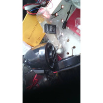 Alarma Moto Y Sonido P Memoria Con 2 Bocinas Y Llavero Nuevo