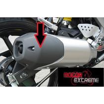 Tapa Silenciador Escape Yamaha Fz16