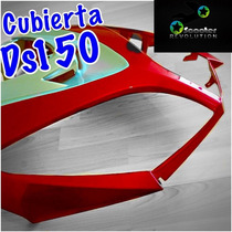Cubierta Frontal Carenado Italika Ds150 Vento Phantom