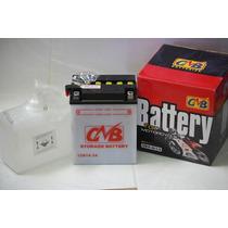 Bateria Nueva Para Moto Yb14l-a2