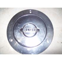 Tapa Embema Yamaha Izquierda Virago 1984-85 Xv700 Original
