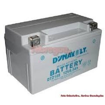 Bateria Nueva Para Moto Ytz10-s