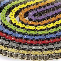 Cadena Para Moto O-ring 520 Azul Y Roja Oring Cbr R6 Gsxr