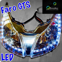Faro De Led Original Italika Gs150 Gts175 Vento Phantom