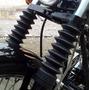 Cubre Polvos Para Barras De 39mm Harley