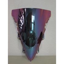 Parabrisas Yamaha R1 2009-2014 Iridium Doble Burbuja Nueva !
