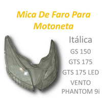 Mica De Faro Frontal Gs150 Y 175