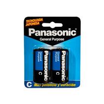 Panasonic Tamño C Blister Con 2 Pilas