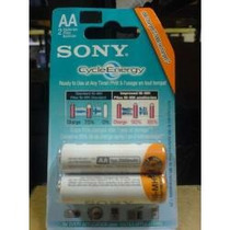 Pilas Recargables Originales Cycle Energy Aa Ni-mh 2000mah