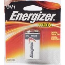Pila 9 Volts Energizer Alkalina