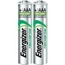 Paquete De 4 Pilas Recargables Energizer Nimh Aaa 700 Mah