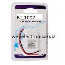 Bateria Telefonica Para Uniden Bt-1007 / Pila Uniden Bt-1007