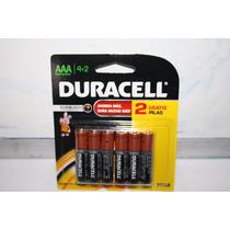 Pila Duracell Alcalina Blister A A A De 6 Pilas- 1.5 V Nueva