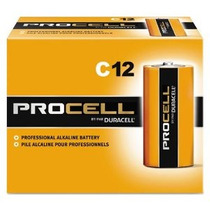 Duracell C12 Procell Profesional De Baterías Alcalinas 12 Co