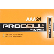 Duracell 32-ma92-dh0o Procell Pilas Alcalinas Aaa (paquete D