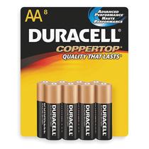 Batería Aa, Alcalina, 1.5, Duracell