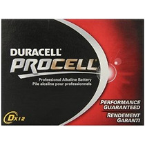 Duracell Jumbo Tamaño Paquete D12 Procell