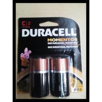 Pila Duracell C Blister C/2
