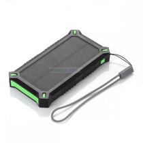 Cargador Solar Batería Portátil Poweradd Apollo3 De 8000mah