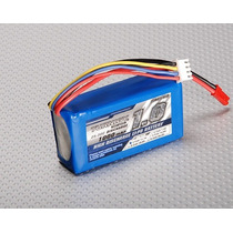 Bateria Pila Lipo 1000mah 11.1v 3s 25c Turnigy Dji