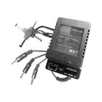 Eliminador Universal 1.5-12 V 1000 Ma 7 Conectores Mca-1000
