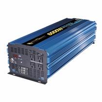 Inversor De Energia 6000w 12v Dc A 110v Ac