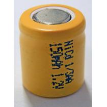Pila Batería Ni-cd 1.2 Volts 1/3aa 150 Mah