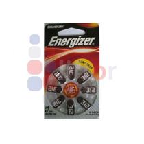 2 Paquetes Pila Energizer Auditiva A312 C/8 Ha 312-bp8