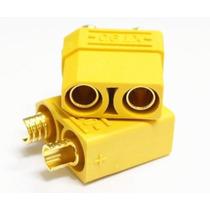 Xt90 Conector Macho Y Hembra 1de Cada Uno